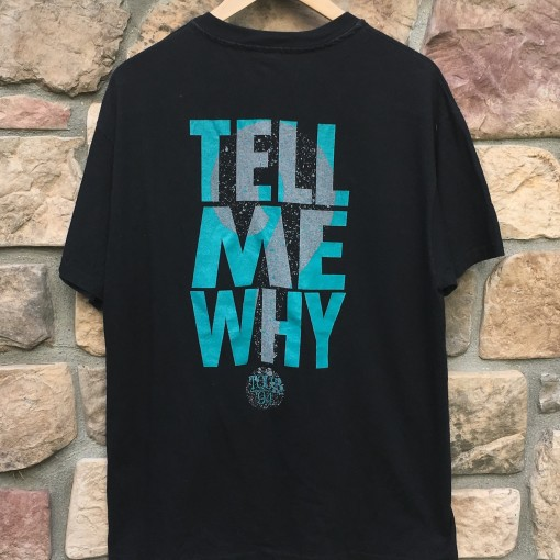 vintage 90's Wynonna tell me why country concert t shirt