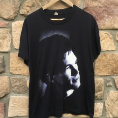 vintage 1991 Randy Travis Loneseome tour concert t shirt