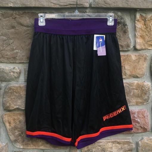 vintage Phoenix Suns Champion NBA shorts 90's