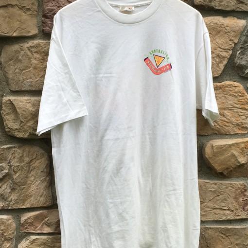 vintage 1989 Guess Boomerang Club Australia T shirt