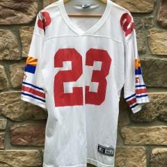 1995 Garrison Hearst Phoenix Cardinals NFL Starer jersey size Large