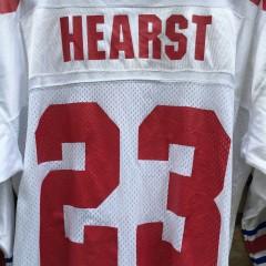 Garrison Hearst Cardinals jersey