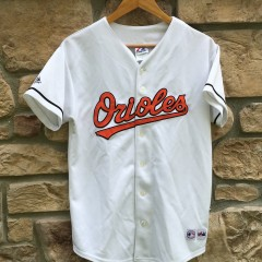 2004 Baltimore Orioles MLB jersey youth XL