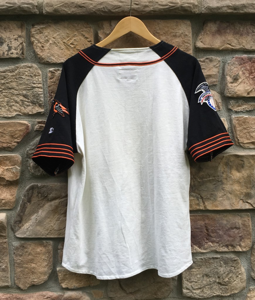c683e573d vintage Starter Orioles Baseball jersey size medium. Add to Wishlist loading