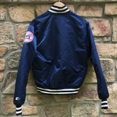 NY Yankees 90's Starter satin jacket