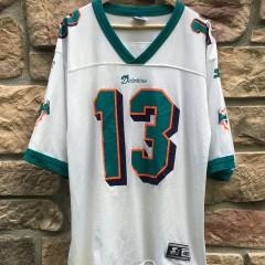 1997 Dan Marino Miami Dolphins Starter NFL jersey