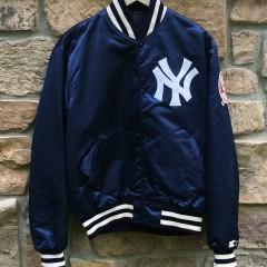 Vintage New York Yankees Starter Satin jacket size large