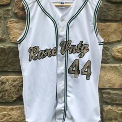 Rare Vntg Burberry sleeveless baseball jersey