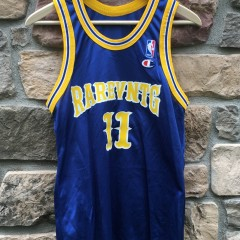 Rare Vntg Golden State Warriors style champion jersey