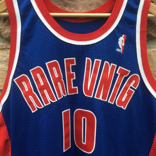 Rare Vntg Champion Authentic jersey