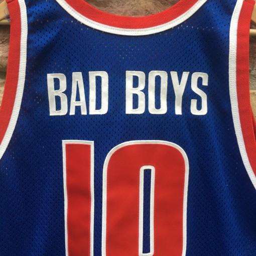 Rare Vntg Bad boys jersey