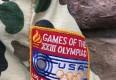 1984 Olympics vintage patch