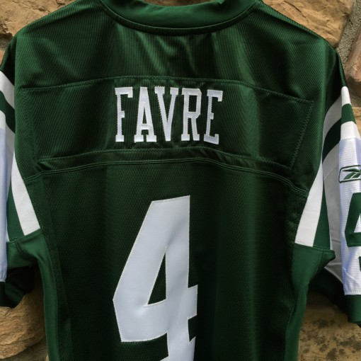 vintage Favre authentic jersey