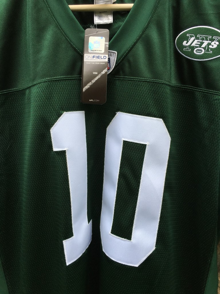 d656c040e New York Jets Chad Pennington jersey. deadstock Pennington Jets jersey.  authentic ...
