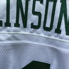 tomlinson jets authentic vintage jersey