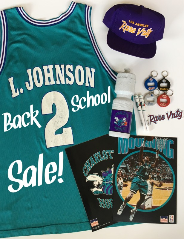 Rare Vntg back to school sale 2016
