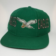 Vintage Philadelphia Eagles Starter Tri Power NFL snapback