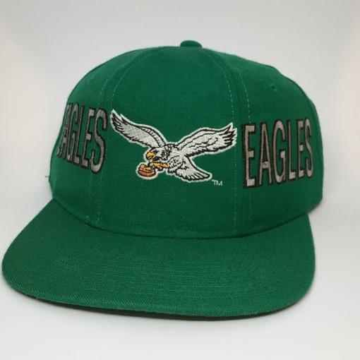 Vintage Philadelphia Eagles Starter Tri Power NFL snapback
