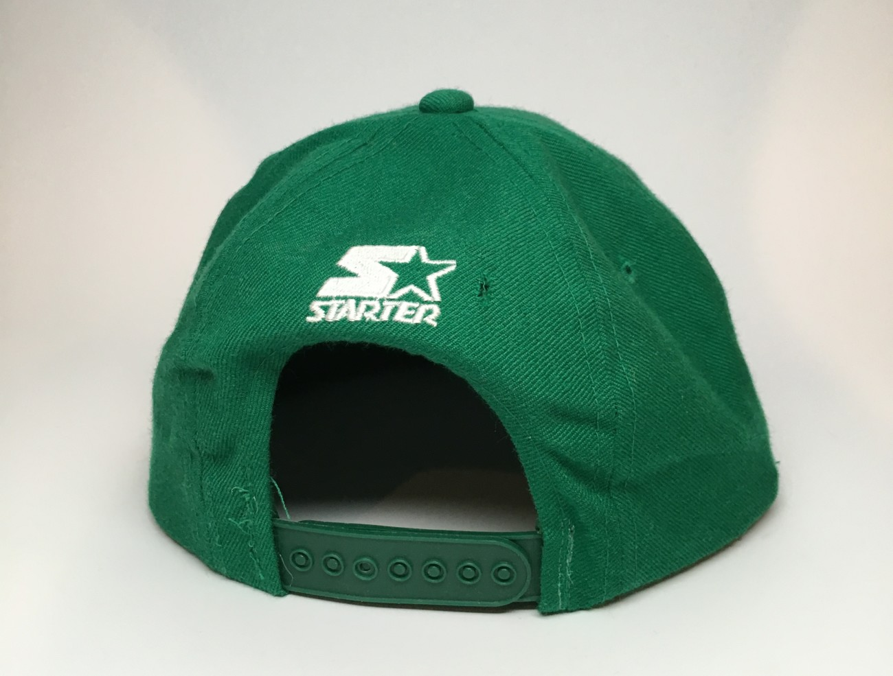90 s Philadelphia Eagles Starter Tri Power NFL Snapback Hat  af3abf1754d