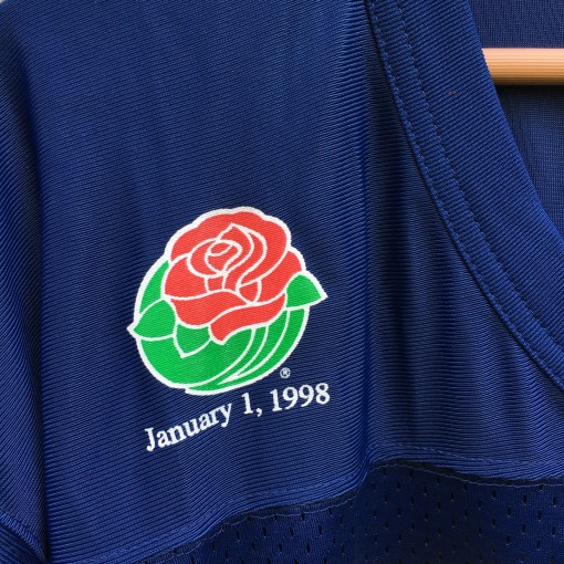 1998 Rose Bowl Michigan jersey