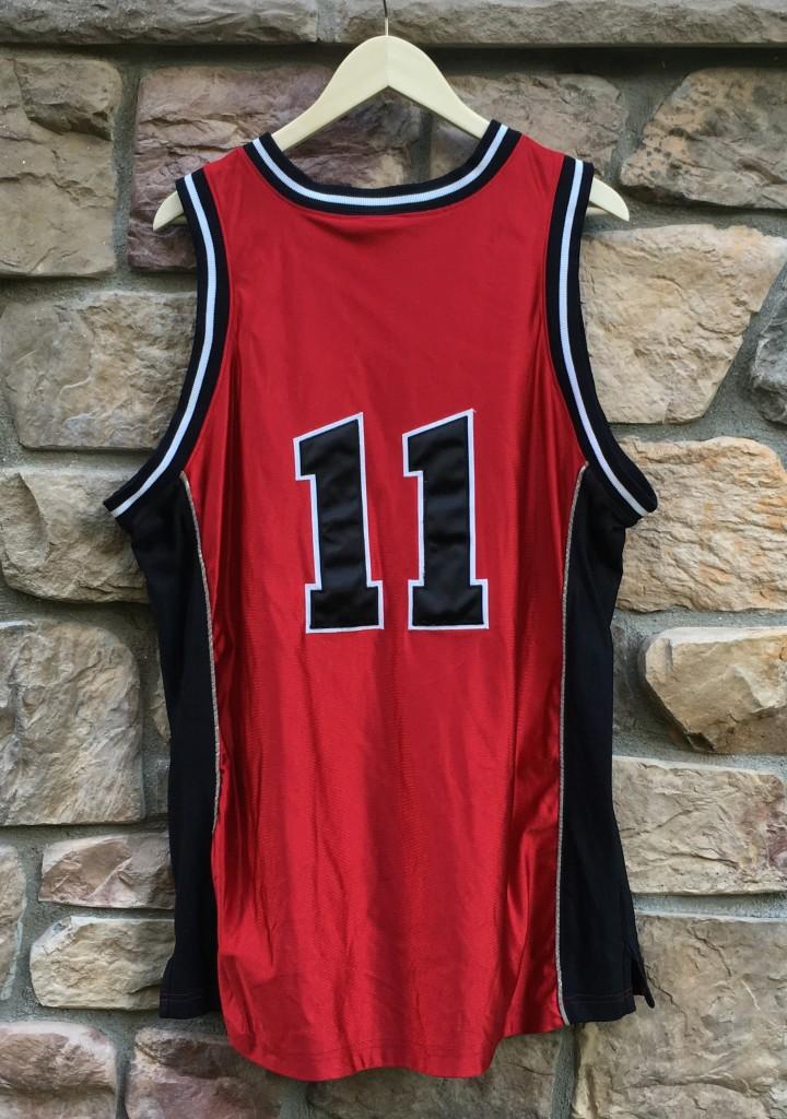 90�s unlv runnin� rebels 11 authentic nike ncaa jersey