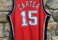 authentic Vince Carter New Jersey Nets adidas jersey