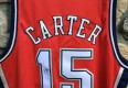authentic autographed vince carter new jersey nets authentic NBA jersey