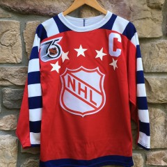 1992 Wayne Gretzky NHL All Star Jersey