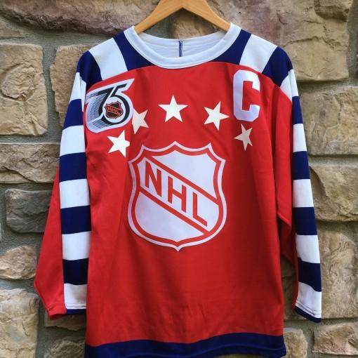 1992 Wayne Gretzky NHL All Star Jersey