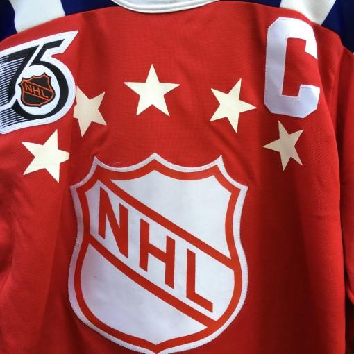 1992 Nhl all star jersey wayne gretzky size medium