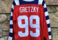 Wayne Gretzky 1992 NHL All star jersey