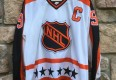 1991 Campbell conference nhl all star jersey