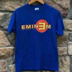 2002 Eminem the Eminem Show concert t shirt