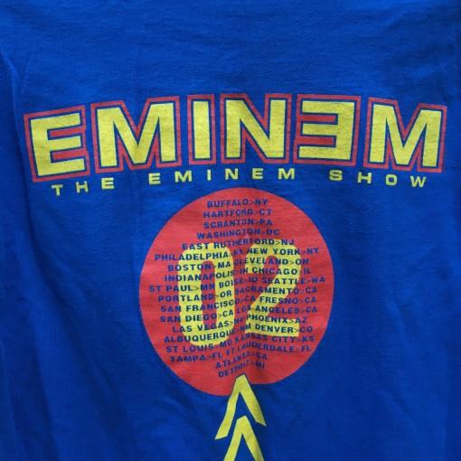 The Eminem Show Concert shirt original
