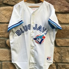 1989 Toronto Blue Jays authentic Rawlings Diamond collection MLB jersey