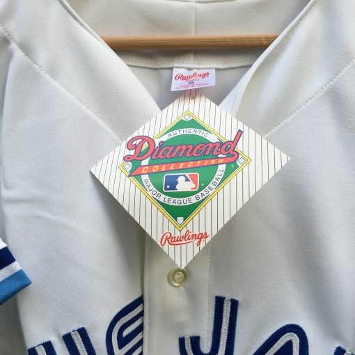Rawlings Diamond Collection deadstock authentic MLB jersey