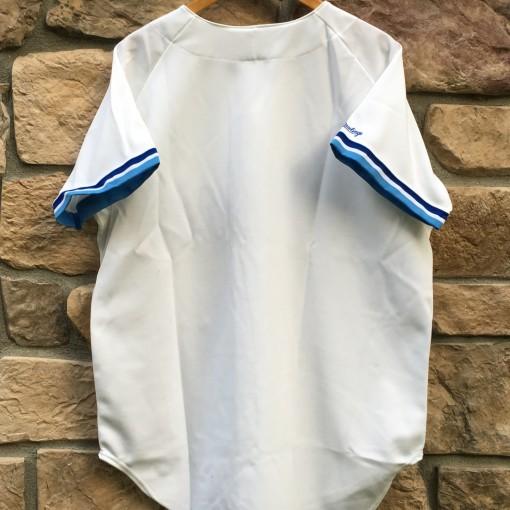 vintage blank toronto Blue jays MLB jersey