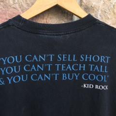Kid rock throwback t shit