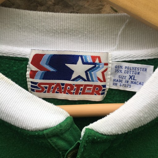 80's Starter tag