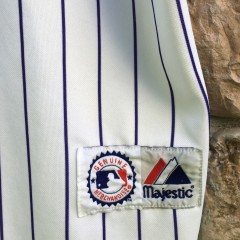 vintage MLB Majestic jersey