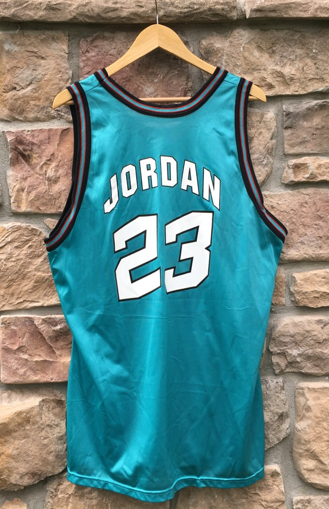 1996 Michael Jordan Eastern Conference NBA All Star Champion Jersey ... 01c93ca28