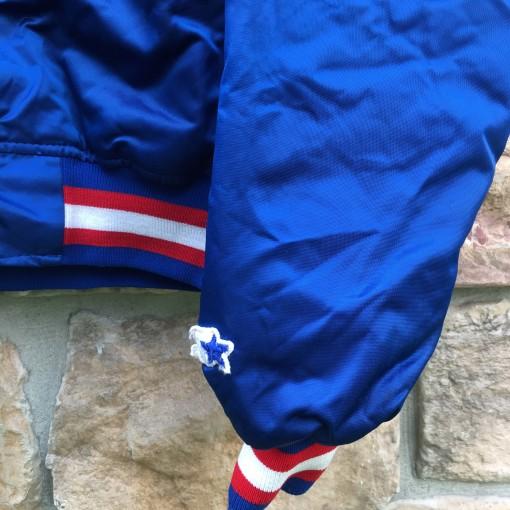 vintage 80's Starter satin jacket Pepsi Cola