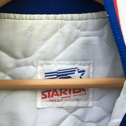 vintage 80's Starter Satin jacket