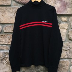 vintage deadstock 90's Polo Sport turtleneck shirt