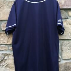 blank vintage cleveland indians jersey