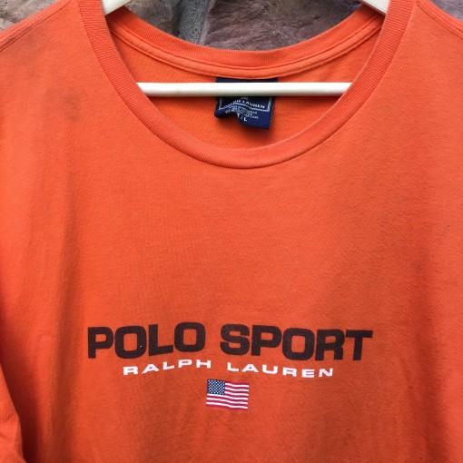 vintage 90's Polo Sport T shirt