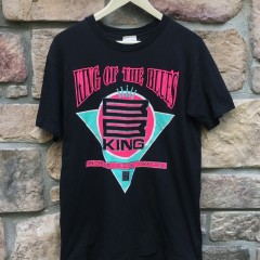 vintage 1990 BB King Concert tour t shirt