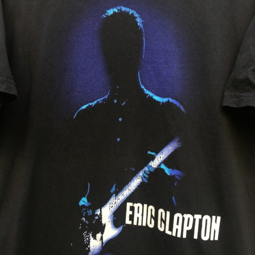 vintage Eric Clapton nothing but the blues t shirt