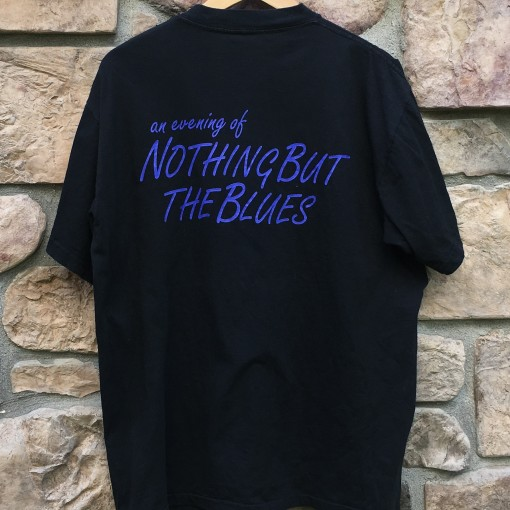 Eric Clapton nothing but the blues t shirt
