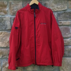 Vintage 90's Polo Sport Windbreaker jacket size large